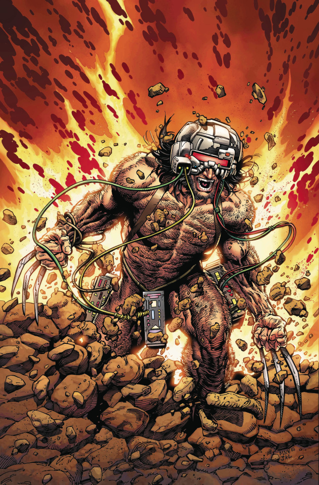 Return of Wolverine #1 (McNiven Weapon X Costume Cover)