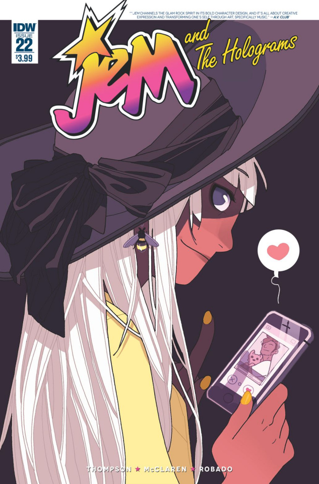 Jem and The Holograms #22