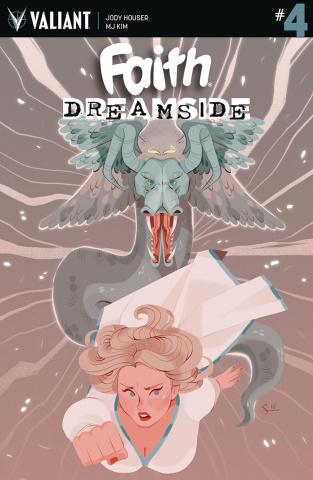 Faith: Dreamside #4 (Meynet Cover)