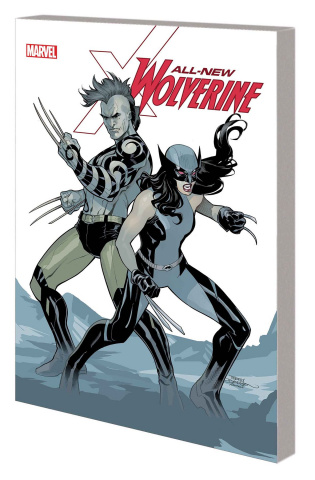 All-New Wolverine Vol. 5: Orphans of X
