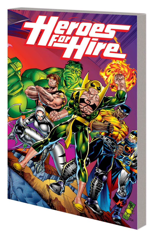 Heroes For Hire Vol. 1