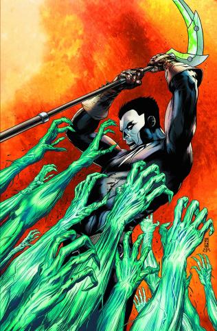 Shadowman #4