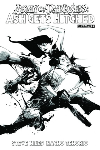 Army of Darkness: Ash Gets Hitched #2 (10 Copy Lee Cover)