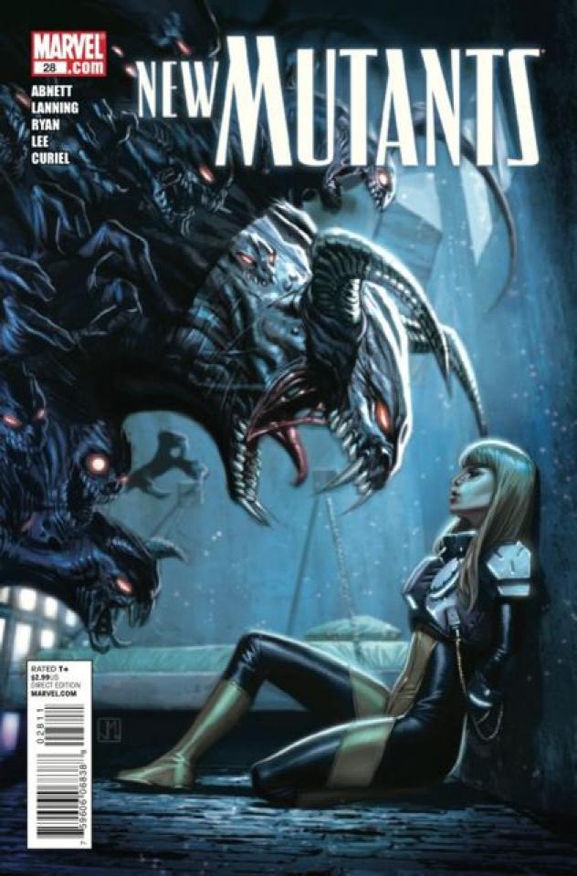 New Mutants #28