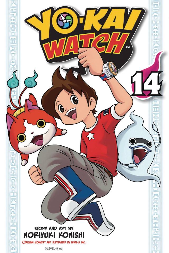 Yo-Kai Watch Vol. 14