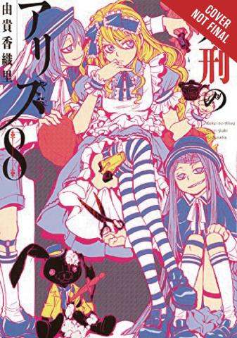 Alice in Murderland Vol. 8