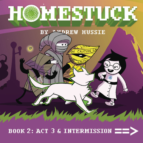 Homestuck Vol. 2: Act 3 & Intermission