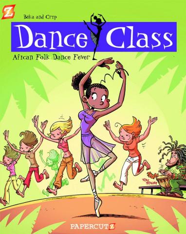 Dance Class Vol. 3: African Folk Dance Fever