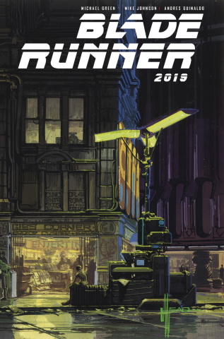 Blade Runner 2019 #3 (Mead Cover)