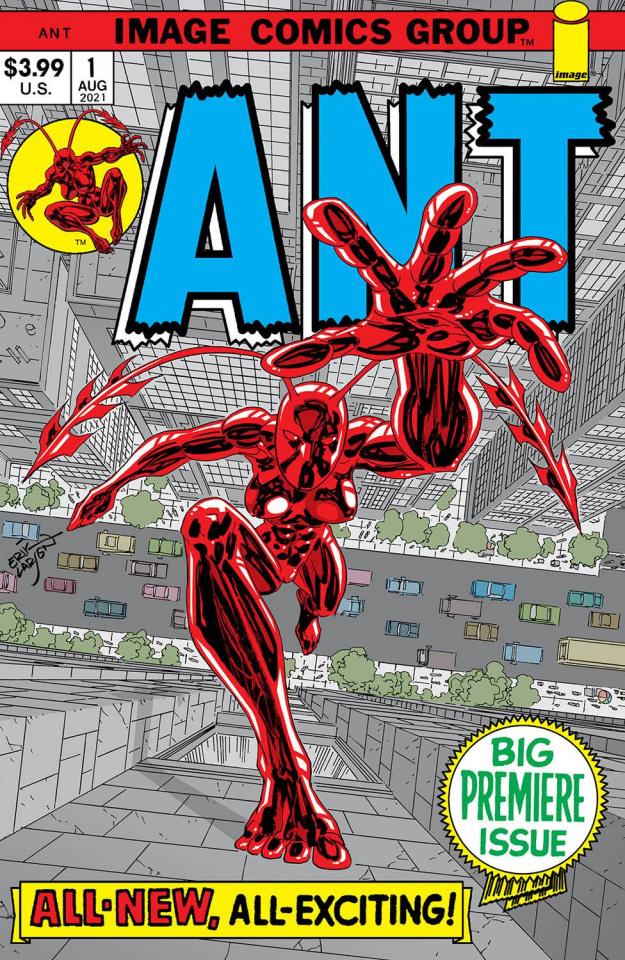 Ant #1 (Retro Trade Dress Cover)