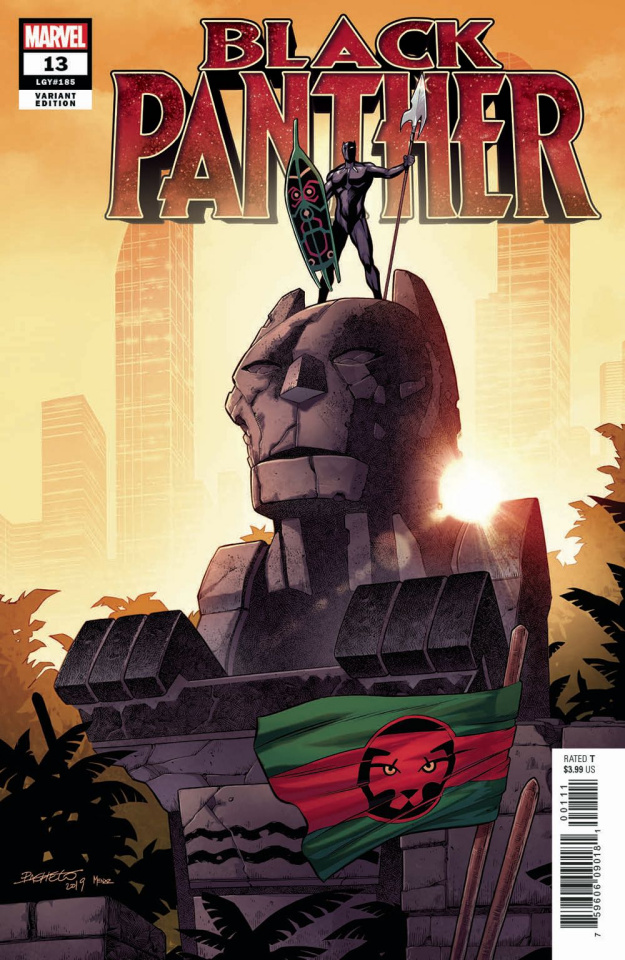 Black Panther #13 (Pacheco Cover)
