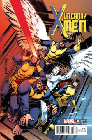 Uncanny X-Men #600 (Leonardi Cover)