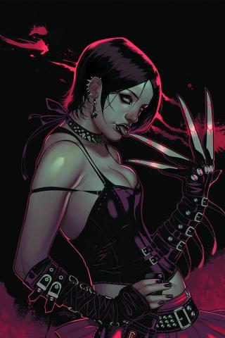 Hack/Slash #23 (Torque Cover)