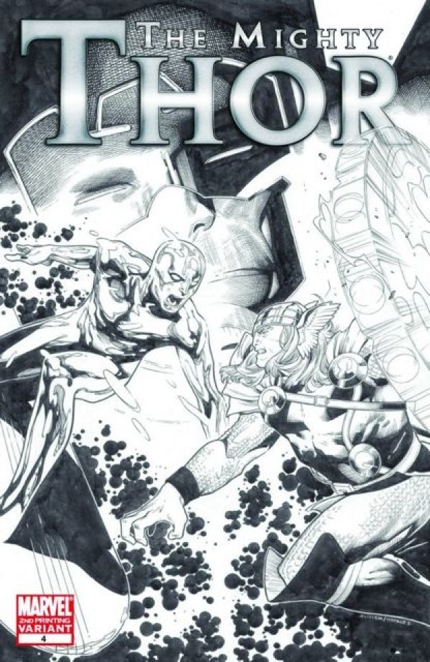 The Mighty Thor #4 (2nd Printing)