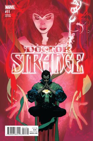 Doctor Strange #11 (Hughes Cover)