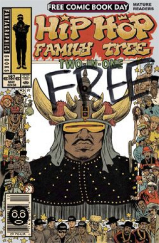 Hip Hop Family Tree (Free Comic Book Day 2014)
