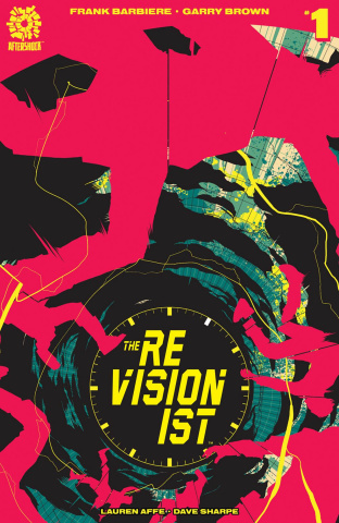 The Revisionist #1 (10 Copy Matt Tyler Cover)