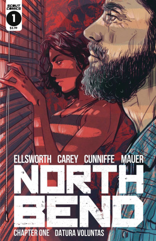 North Bend #1 (Tula Lotay Cover)
