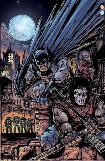Batman / Teenage Mutant Ninja Turtles #5 (Variant Cover)