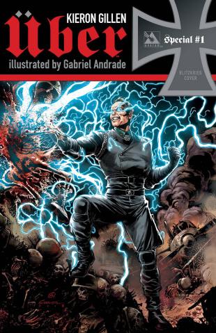 Über Special #1 (Blitzkrieg Cover)