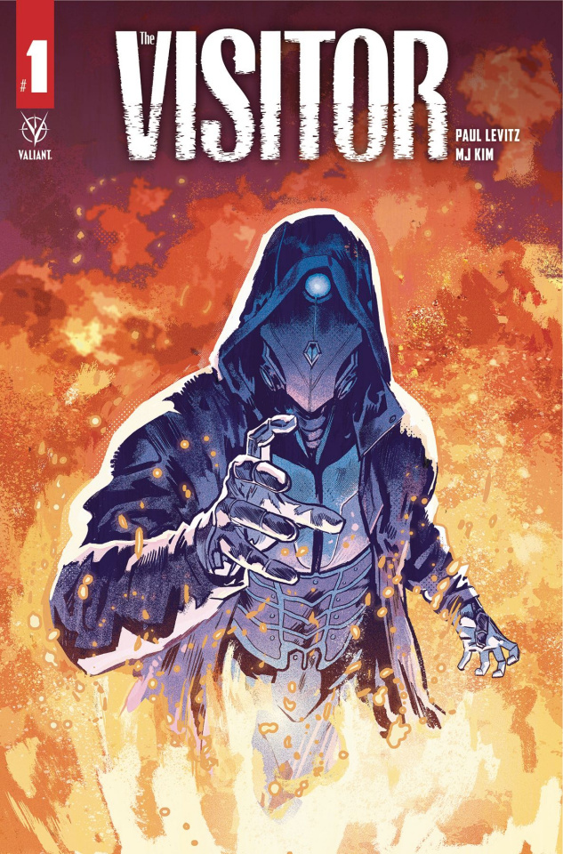 Visitor #1 (Walsh Cover)