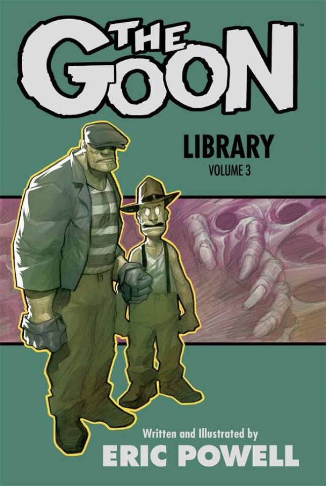 The Goon Library Vol. 3