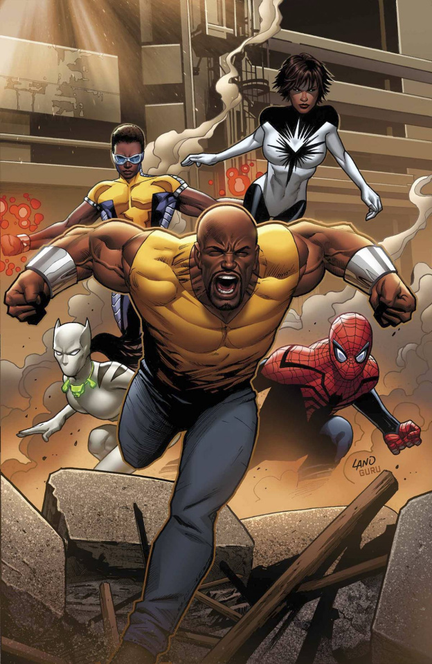 The Mighty Avengers #1