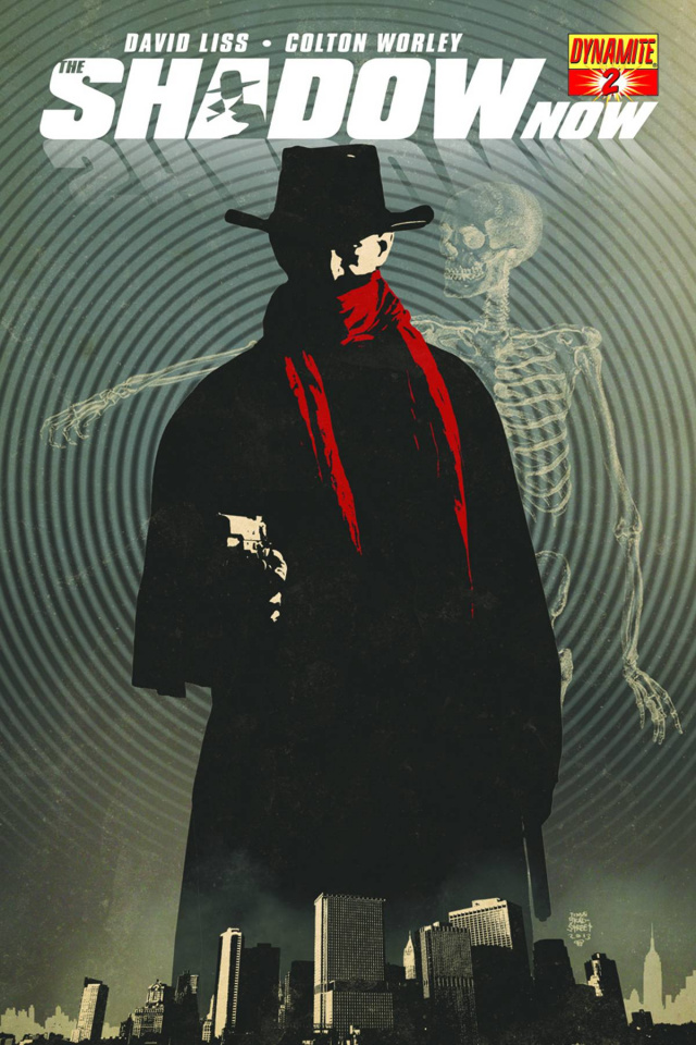 The Shadow: Now #2