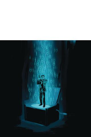 James Bond: Black Box #6 (20 Copy Reardon Virgin Cover)