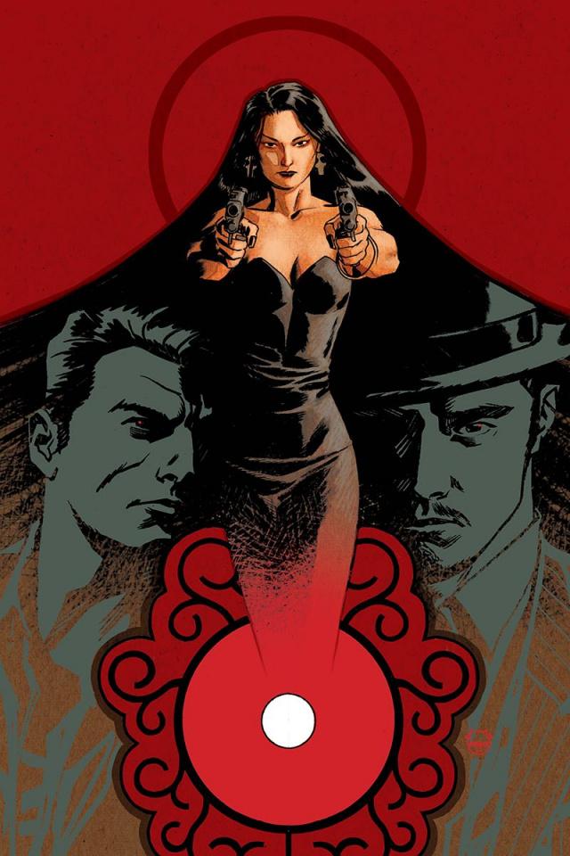 James Bond: 007 #11 (10 Copy Johnson Virgin Cover)