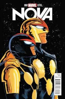 Nova #2 (Francavilla Cover)