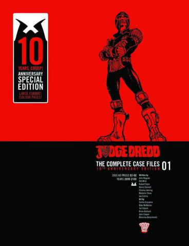 Judge Dredd: The Complete Case Files Vol. 1 (10th Anniversary Edition)