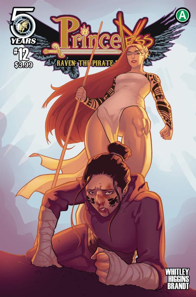Princeless: Raven, The Pirate Princess #12