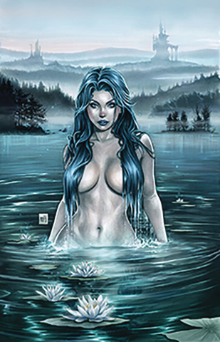 Grimm Fairy Tales #22 (Krome Cover)