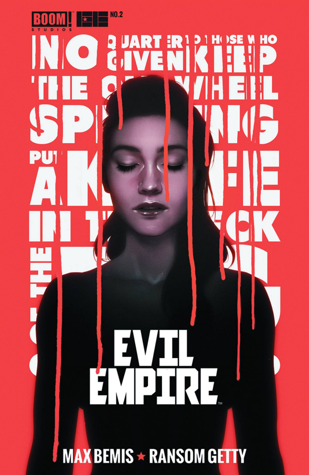 Evil Empire #2 (2nd Printing)