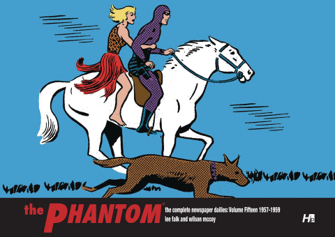 The Phantom: The Complete Newspaper Dailies Vol. 15: 1957-1958