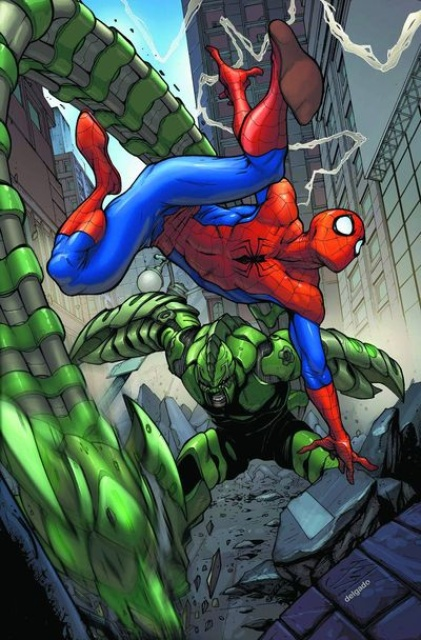 The Amazing Spider-Man #654 Big