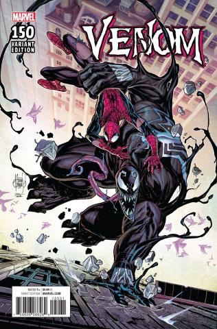 Venom #150 (Kubert Cover)