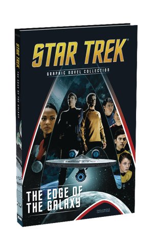 Star Trek: Graphic Novel Collection #12: The Edge of the Galaxy