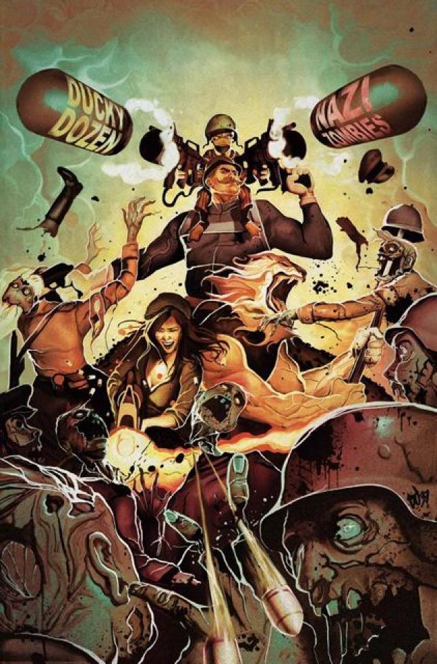 Marvel Zombies: Destroy
