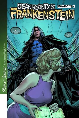 Frankenstein: Storm Surge #3
