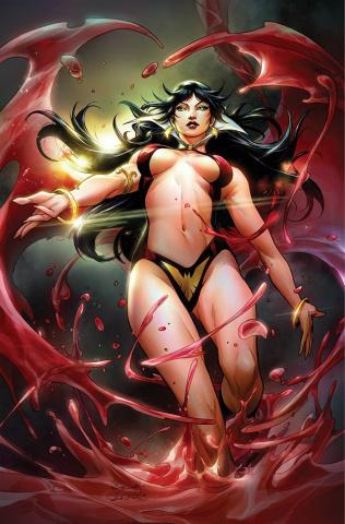 Vengeance of Vampirella #20 (10 Copy Segovia Virgin Cover)