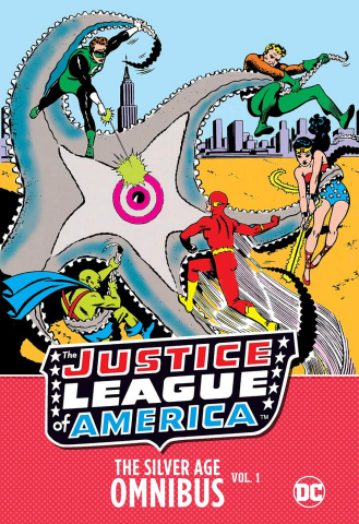 Justice League of America: The Silver Age Vol. 1 (Omnibus)