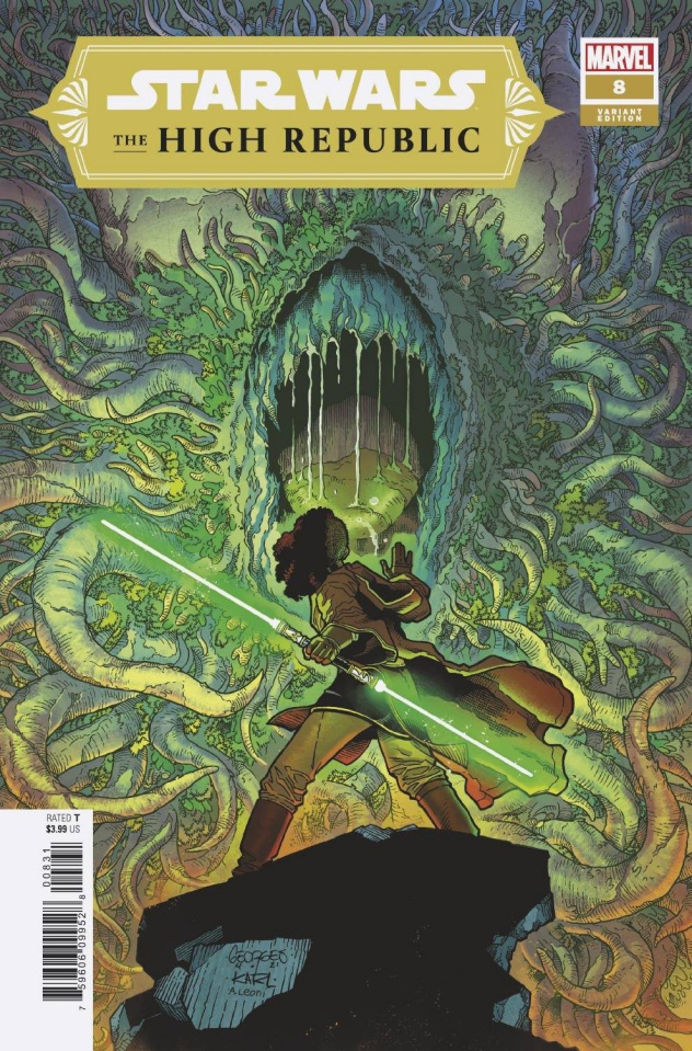 Star Wars: The High Republic #8 (Jeanty Cover)