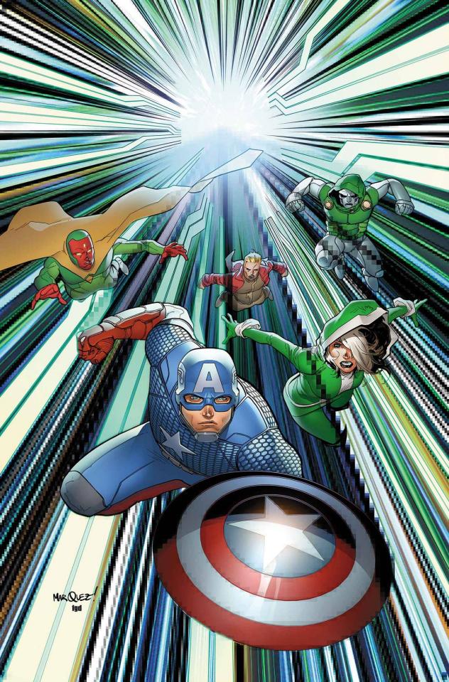 Avengers AI #9