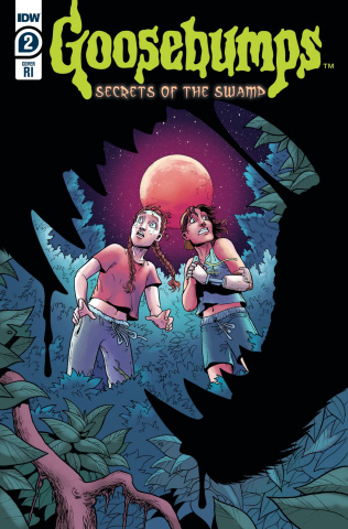 Goosebumps: Secrets of the Swamp #2 (10 Copy Meath Cover)