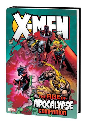 X-Men: Age of Apocalypse (Omnibus Kubert Cover)