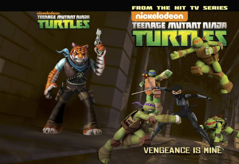 Teenage Mutant Ninja Turtles Animated Vol. 6: Vengeance Is Mine