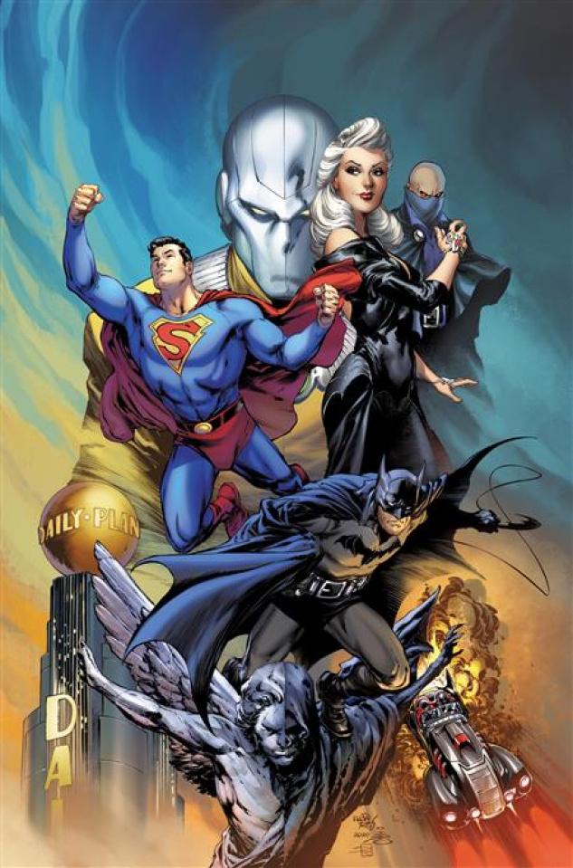 Batman / Superman: The Archive of Worlds