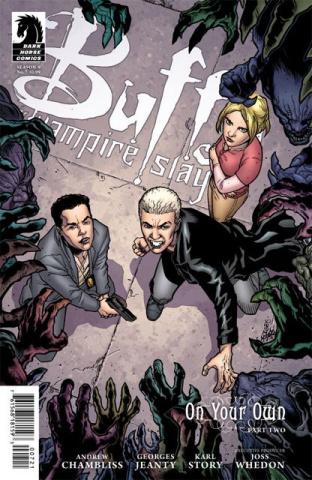 Buffy the Vampire Slayer, Season 9: Freefall #7 (Noto Cover)